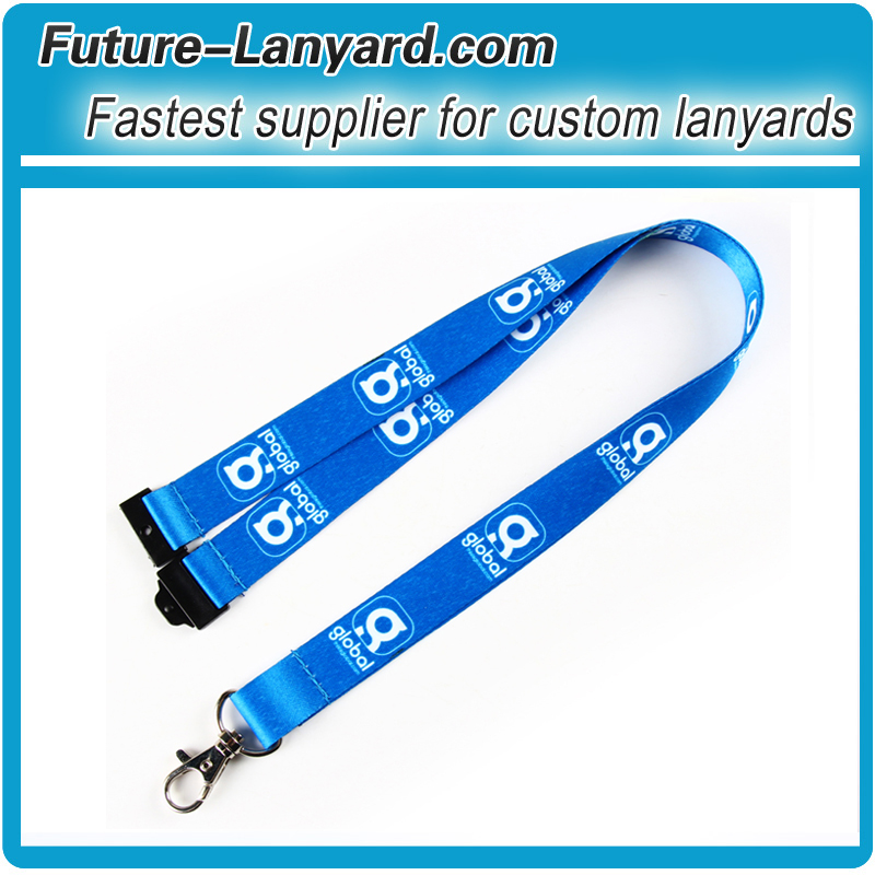 Safety Buckle Lanyard Straps With Safety Buckle